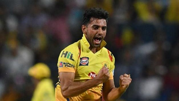 Deepak Chahar has developed by leaps and bounds under MS Dhoni