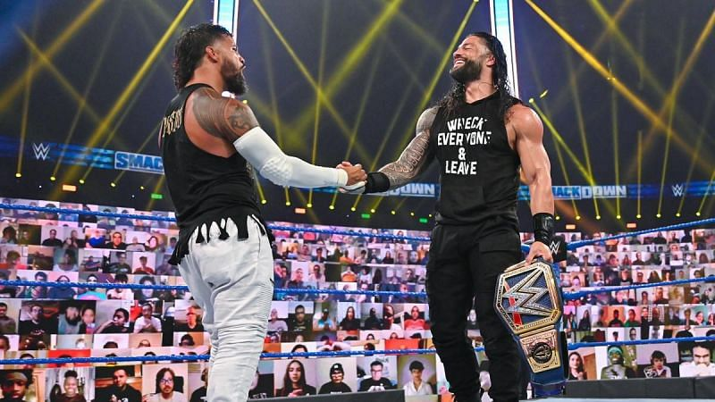 Something major is bound to happen at Clash of Champions