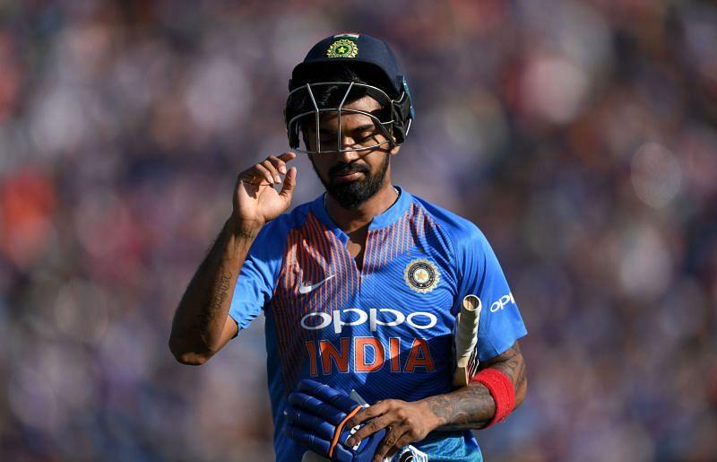 KL Rahul held the 2nd spot in the ICC T20I Rankings for batsmen