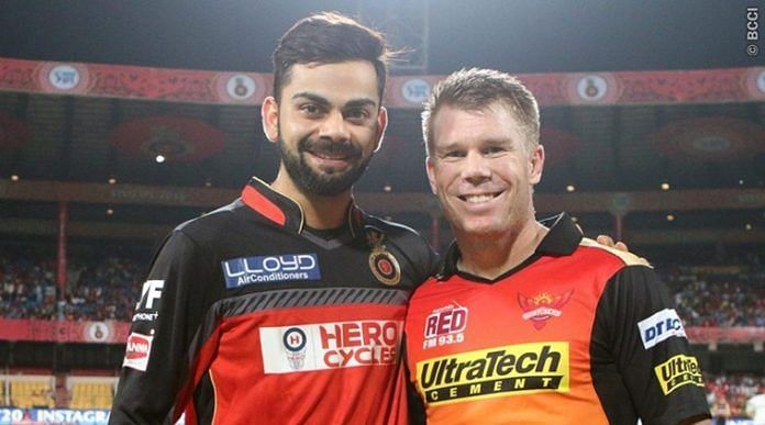 High-profile players disappointed in the RCB v SRH game on Monday. [PC: BCCI]