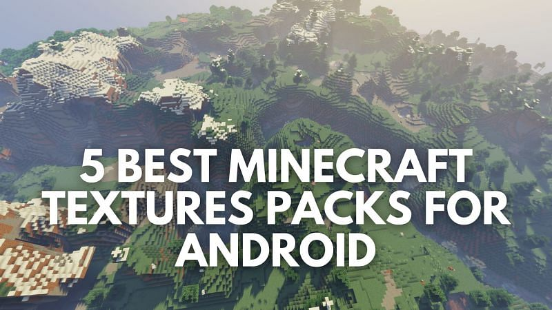 Best Minecraft texture packs for Minecraft Pocket Edition on Android