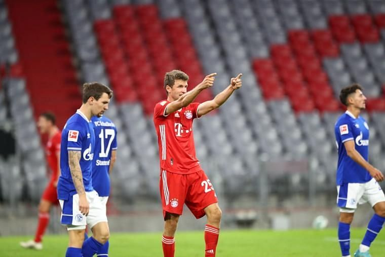 Bayern Munich made a huge statement on the opening day of the 2020-21 Bundesliga with a thumping win over Schalke.