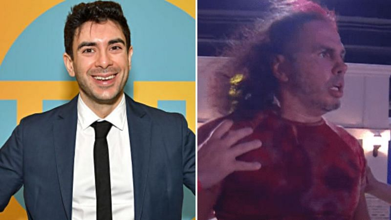 AEW President Tony Khan has provided an update on Matt Hardy after his injury scare at All Out