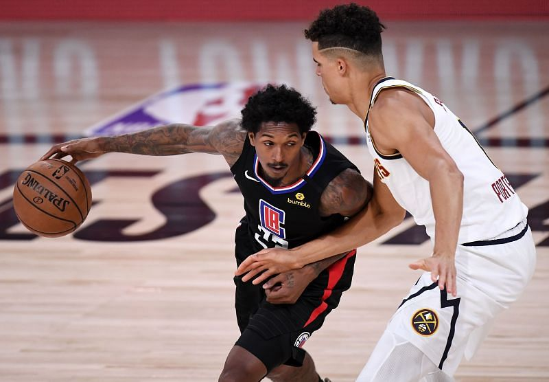 Lou Williams was extremely disappointed at how their post-season ended