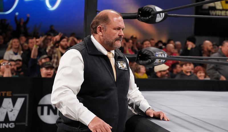 Arn Anderson has revealed which legends would be in his Hall of Fame