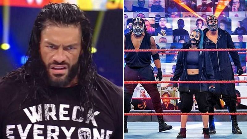 WWE legend Animal felt that Roman Reigns should have been the leader of RETRIBUTION
