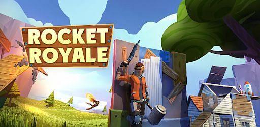 Rocket Royale. Image: Google Play.