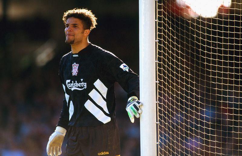 Ex-Liverpool goalkeeper David James