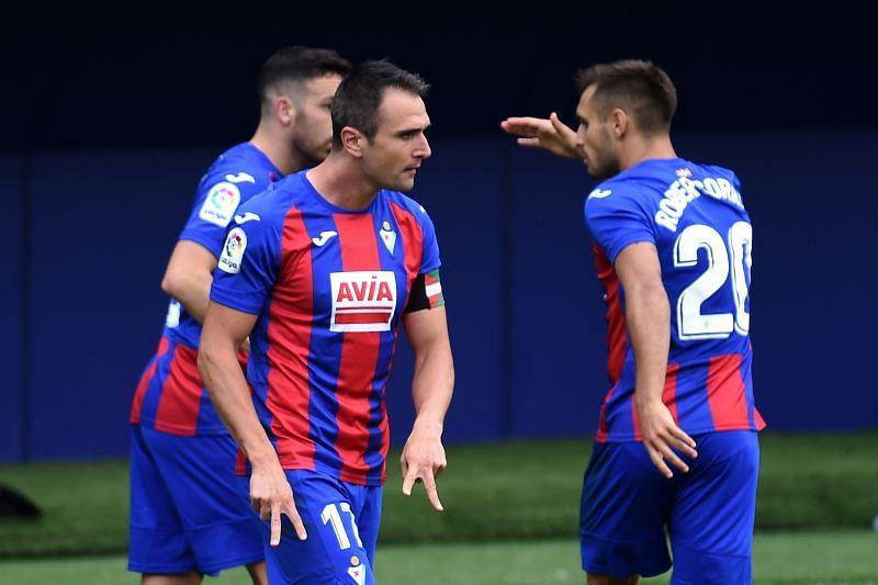 Eibar will host Eibar in La Liga