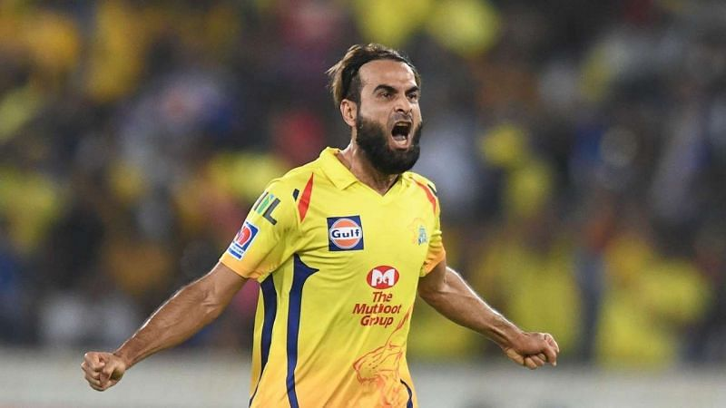Imran Tahir is still going strong for CSK