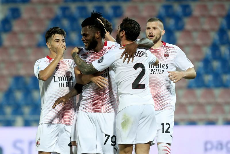 AC Milan travel to Portugal this week to take on Rio Ave in the Europa League