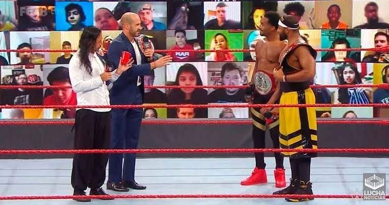 A unification would give WWE one less division to worry about