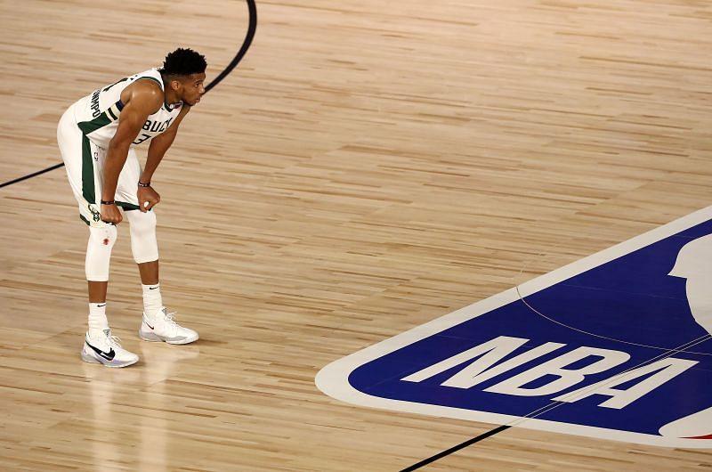 Milwaukee Bucks were beaten by the Miami Heat in 5 games