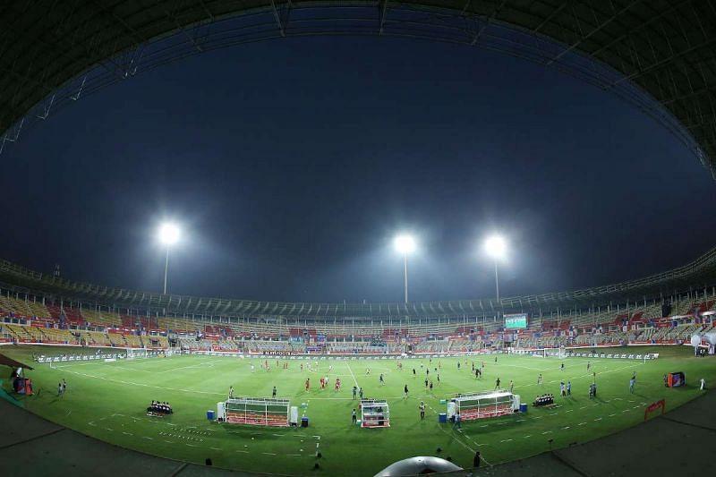 Jawaharlal Nehru Stadium Stadium in Fatoorda will be one of the three venues for ISL 2020-21 season