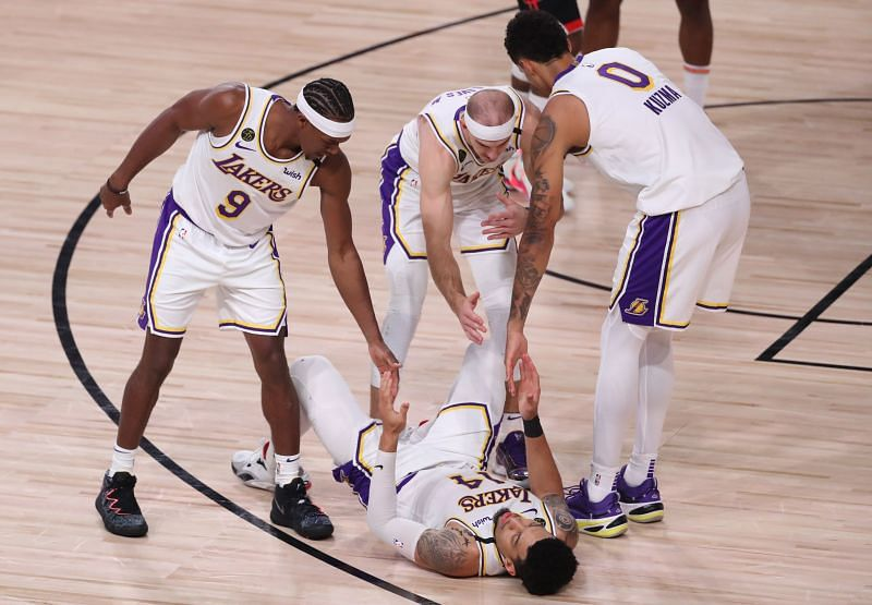 There are a series of LA Lakers news as they head into Game 2 against the Denver Nuggets