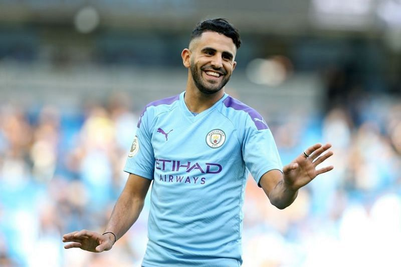 Mahrez is a major FPL differential option.