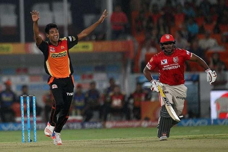 Sunrisers Hyderabad and Kings XI Punjab have only themselves to blame for their defeats in the IPL.