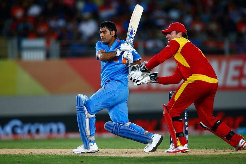 MS Dhoni retired from international cricket on 15th August