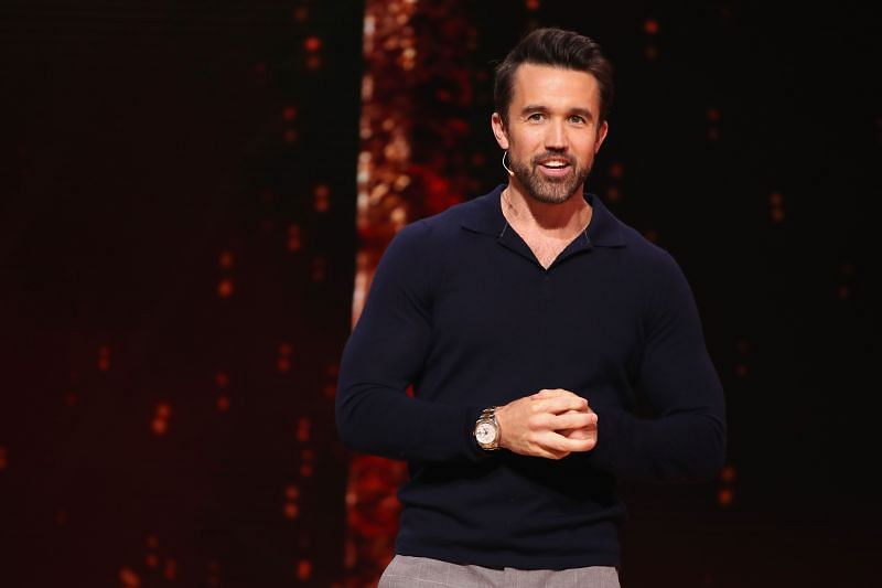 Rob McElhenney is a part of Wrexham