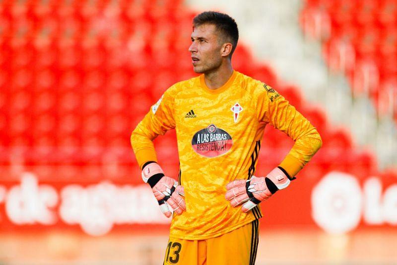 Ruben Blanco is injured for Celta Vigo