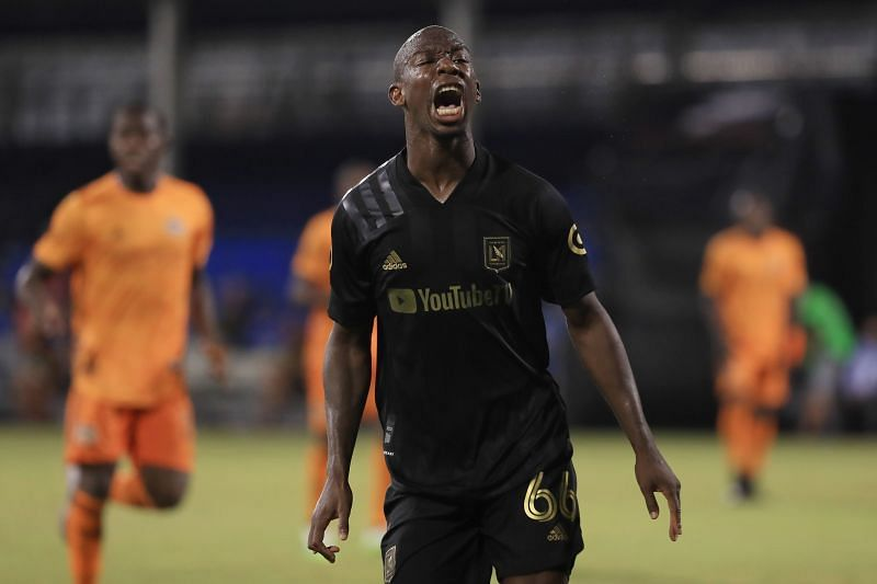 Bradley Wright-Phillips scored four goals in five matches in the MLS is Back tournament