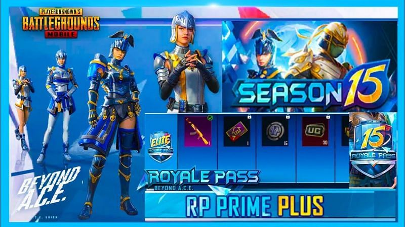 PUBG Mobile Season 15 price details (Image credits: Classified YT)