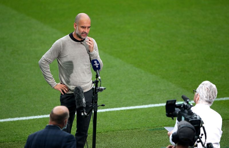 Manchester City desperate to add top quality defender this summer