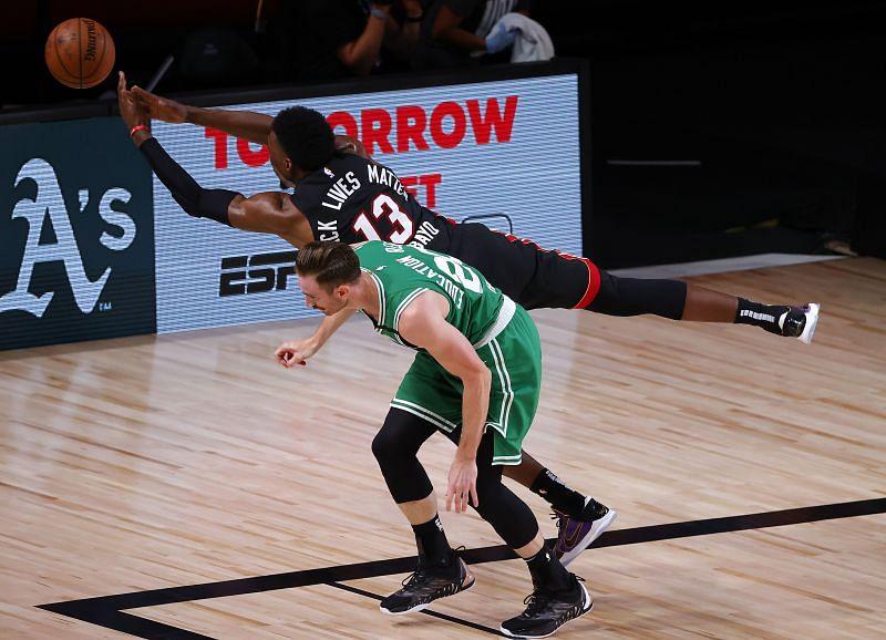 Boston Celtics vs Miami Heat - Game Three