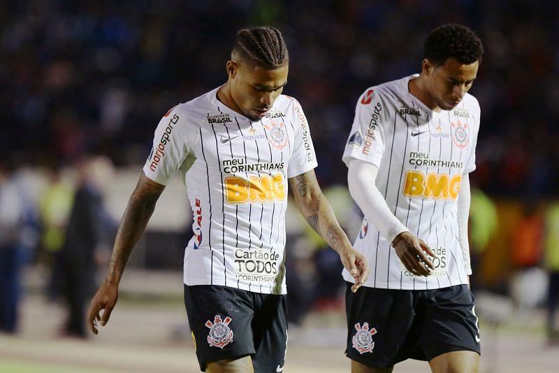 Corinthians will face Goias on Thursday