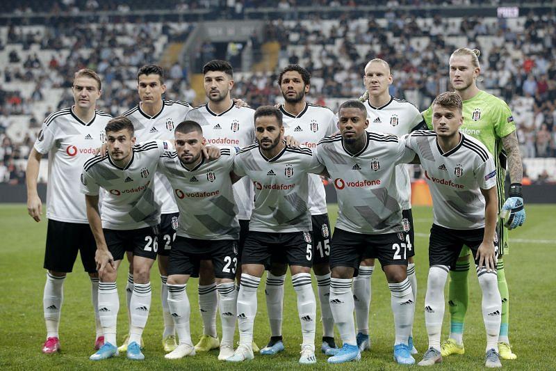 Besiktas will face Konyaspor on Sunday