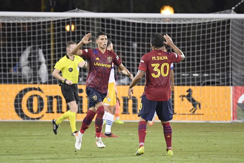 Real Salt Lake have put on back to back resilient displays