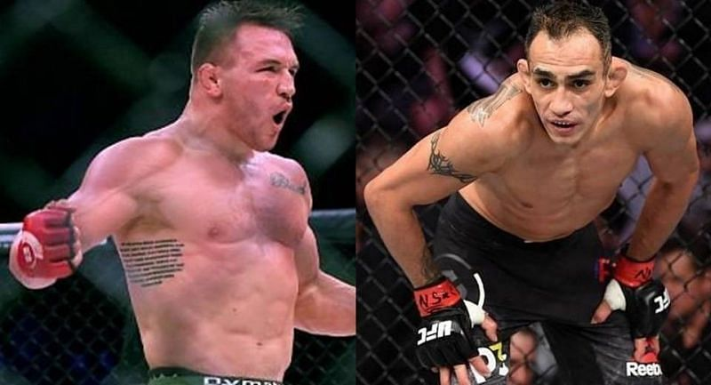 Michael Chandler could face Tony Ferguson inside the Octagon