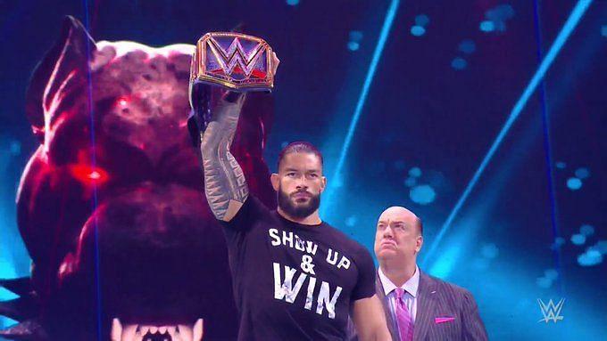 WWE Clash Of Champions पीपीवी में अपने भाई से लड़ेंगे रोमन रेंस