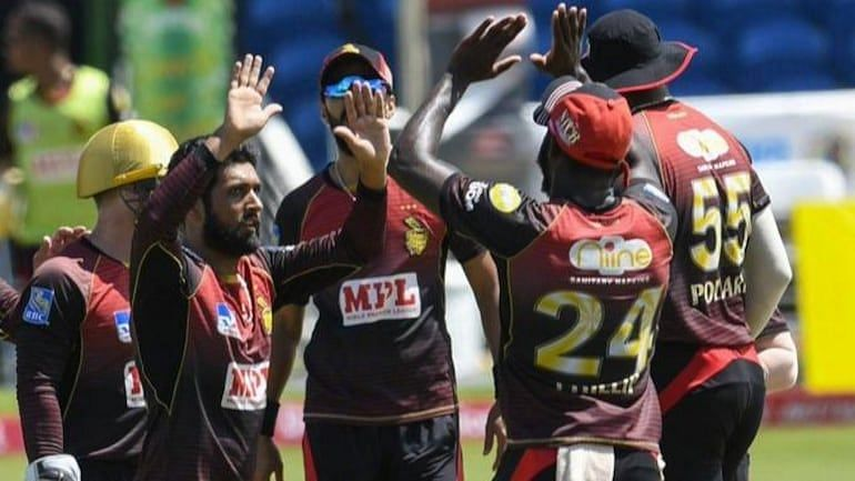 The Knight Riders eased past the Tallawahs to get to the CPL final