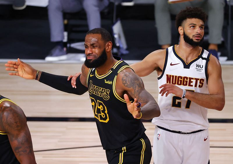 NBA News Update: LeBron James took the responsibility to guard Jamal Murray in Game 4