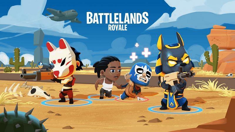 Battlelands Royale. Image: twitter.com.