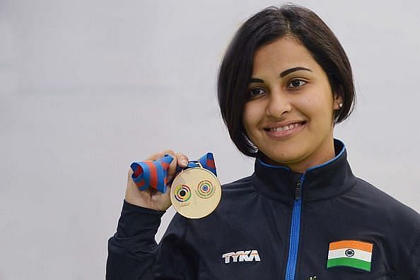 Heena Sidhu is the first Indian pistol shooter to have won a gold medal at the ISSF World Cup finals