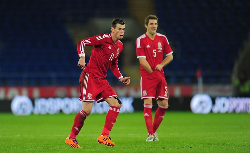 Wales take on Finland this week