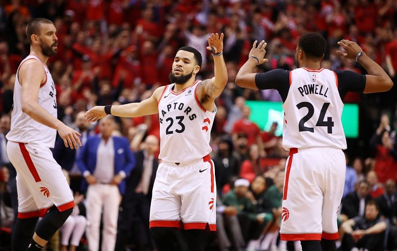 Will Fred VanVleet join forces with the Bucks next year.
