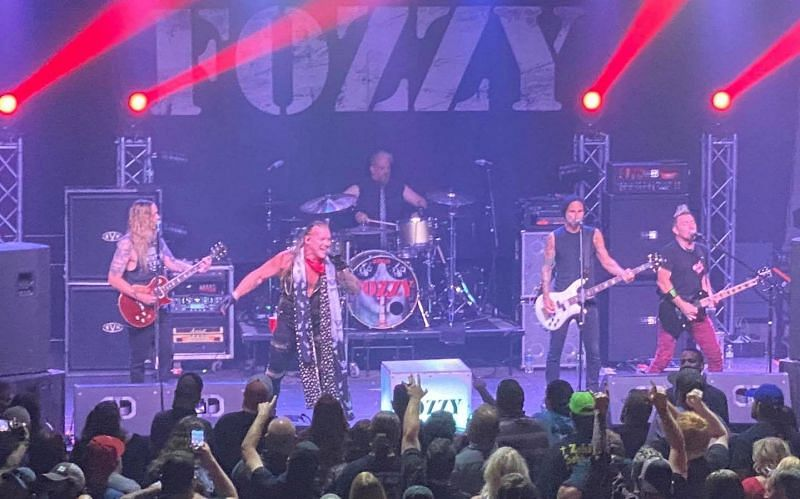 Chris Jericho and Fozzy performed at Sturgis Bike Rally, which received plenty of fan outrage.