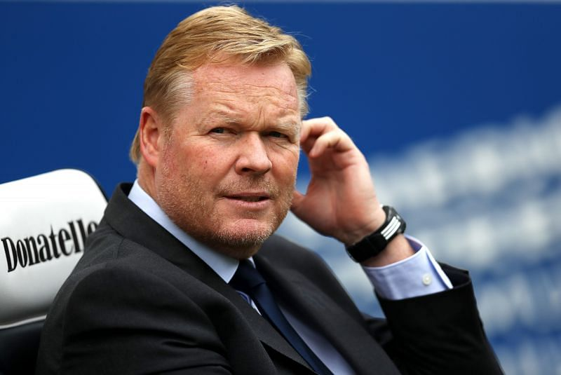 Reports Barcelona Manager Ronald Koeman Has Decided The Formation And Starting Xi For 2020 21 Season