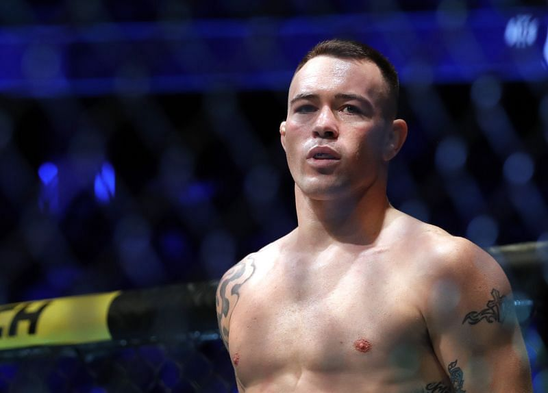 Colby Covington calls out LeBron James after his fight on Saturday night