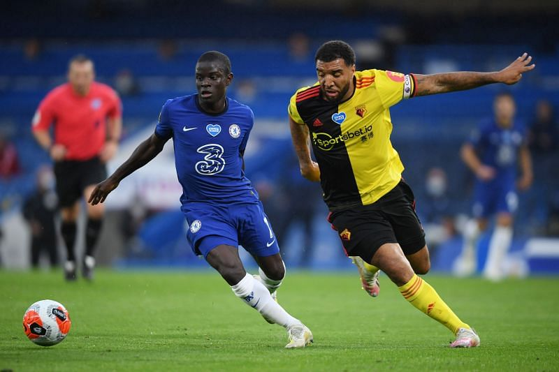 Could Kante turn around United