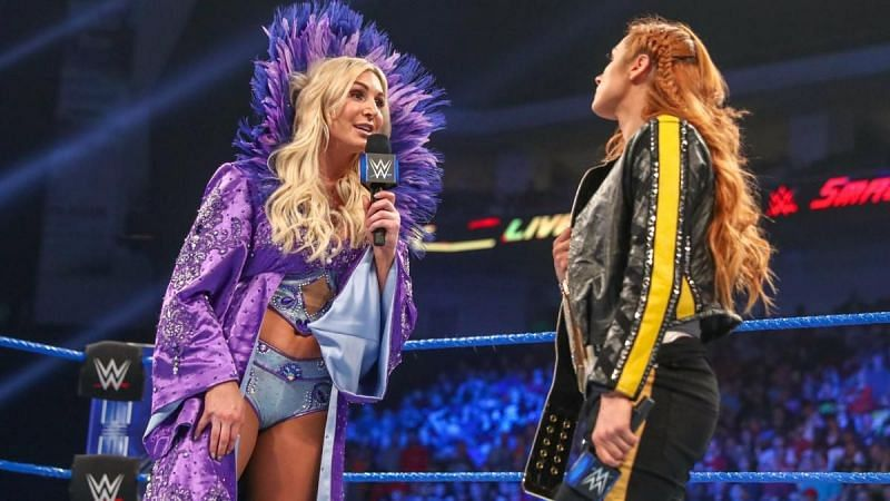 Both Charlotte Flair and Becky Lynch are currently taking time away from WWE