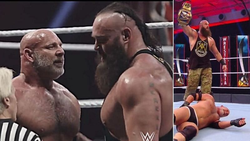 Goldberg/Strowman