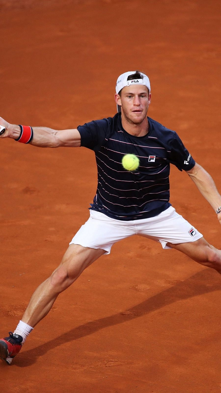 Roland Garros Diego Schwartzman Vs Miomir Kecmanovic Preview Head To Head Prediction French Open 2020