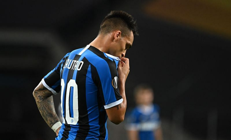 Lautaro Martinez could be enticed by the prospect of playing under Zinedine Zidane