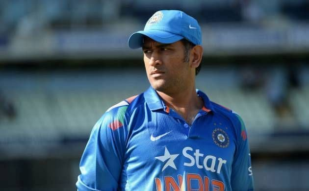MS Dhoni was granted a lifetime membership last October. Image Credits: News Nation