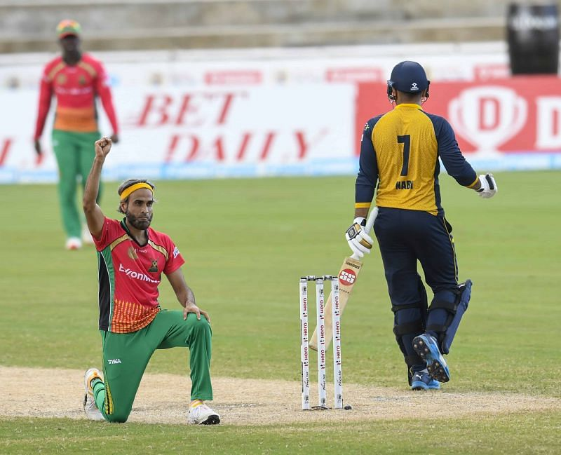 Can Tahir spin a web around the Zouks