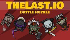 Thelast.io – 2D Battle Royale. Image Credits: io Games.